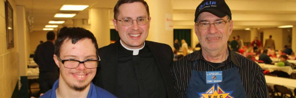 Council raises $2,326 for vocations